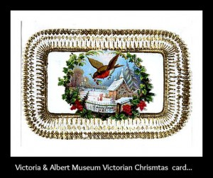 vic christmas robin